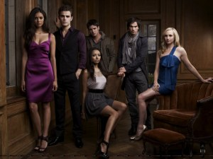 Vampire Diaries Anonymous
