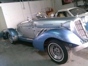 Vintage car porn